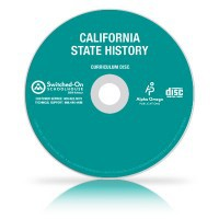 Switched On Schoolhouse State History- California