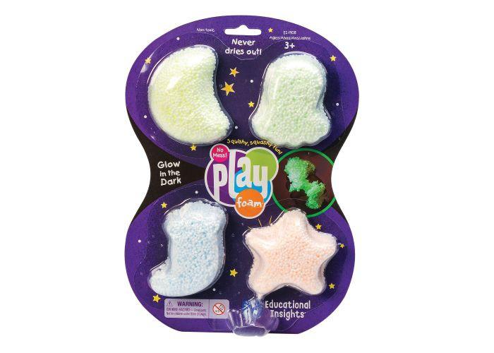 Playfoam® Glow In The Dark 4-Pack