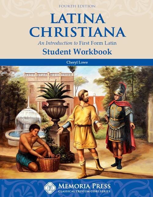 Latina Christiana Student Workbook, Fourth Edition - Memoria Press