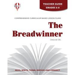 Novel Unit - Breadwinner Teacher Guide Grades 6-8