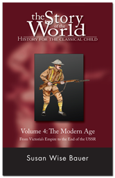 The Story of the World Volume 4:  The Modern Age, Text