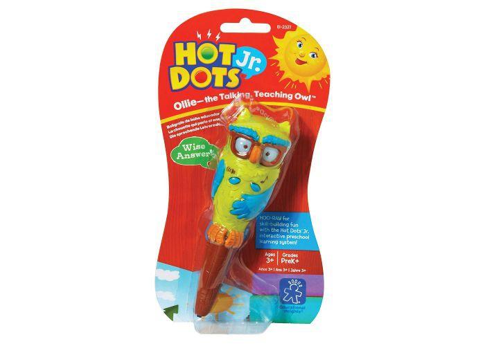 Hot Dots® Jr. Ollie - The Talking Teaching Owl™ Pen
