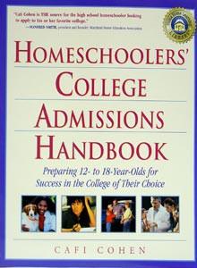 Homeschooler's College Admit..