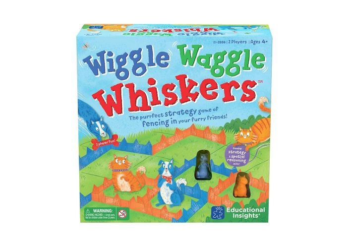 Wiggle Waggle Whiskers™ Game