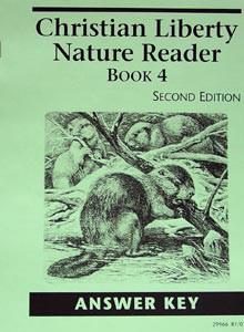 Christian Liberty Nature Reader Book 4 Answer Key
