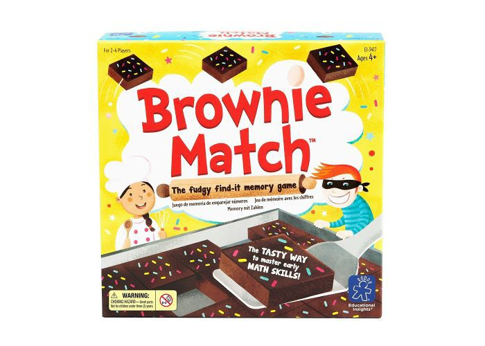 Brownie Match™ Game