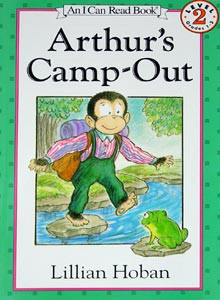 Arthur's Camp Out Level 2