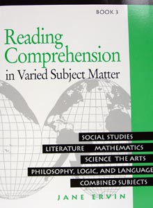 Reading Comprehension Book 3 + TE