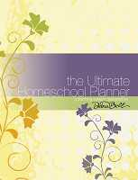The Ultimate Homeschool Planner - Yellow Cover (Apologia)
