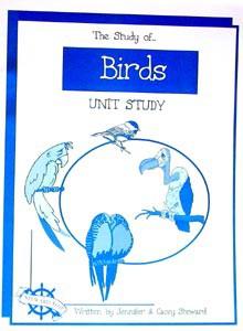 The Study of Birds Unit Study