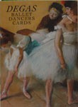 Degas Ballet Dancer Art Cards