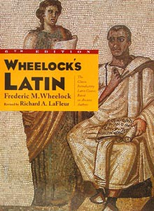 Wheelock's Latin Textbook