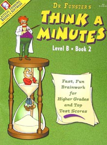 Dr. Funster's Think-A-Minutes B-2
