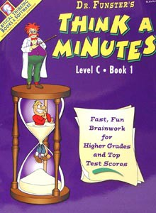 Dr. Funster's Think-A-Minutes C-1 - The Critical Thinking Company