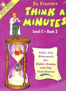 Dr. Funster's Think-A-Minutes C-2