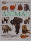 Animal Ultimate Stcker Book