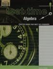 Test Time! Algebra, Grade 7-8