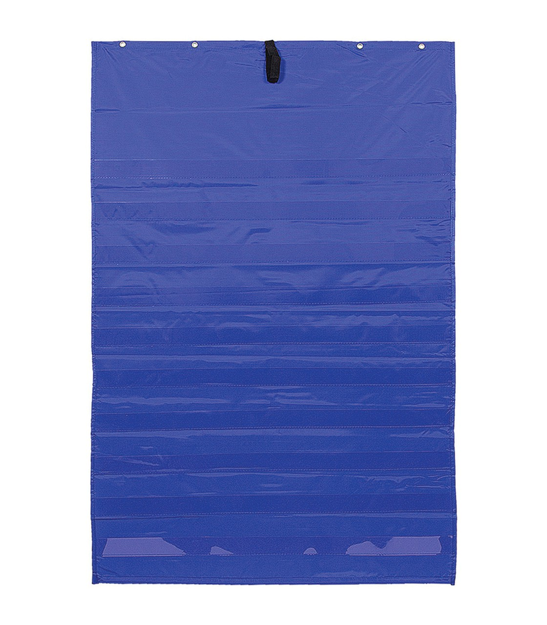 Blue Pocket Chart