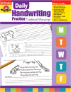 Daily Handwriting - Traditional Manuscript