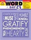 A Word a Day Grade 5