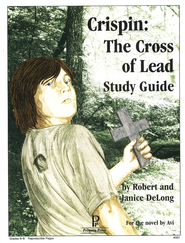 Crispin: Cross of Lead Study Guide by Progeny Press
