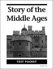 The Story of the Middle Ages Test