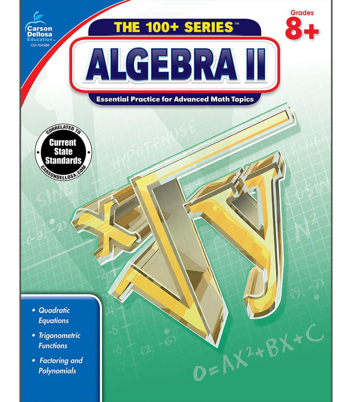 Algebra II Common Core Ed.
