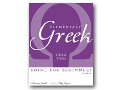 Elementary Greek 2 Workbook