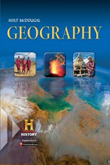 Holt McDougal Geography