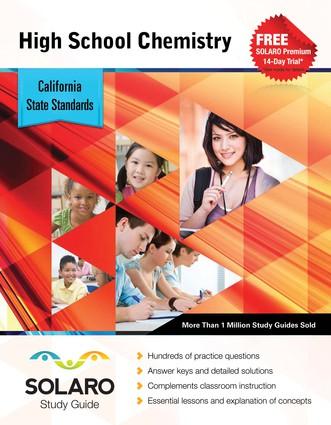 California High School Chemistry (Solaro Study Guide)