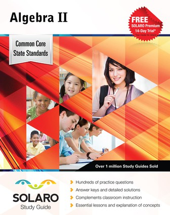A Brighter Child - Common Core Algebra II (SOLARO Study Guide