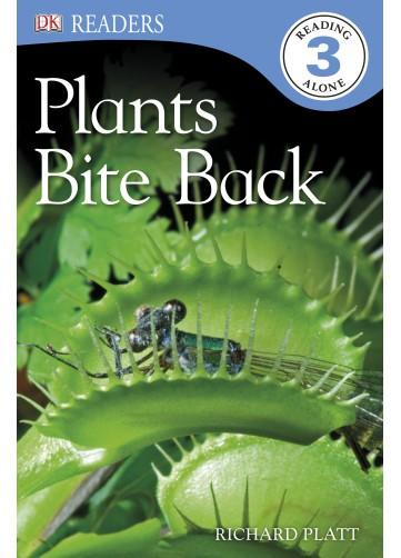 Plants Bite Back Level 3 Reader