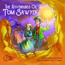 Adventures of Tom Sawyer Audio CD