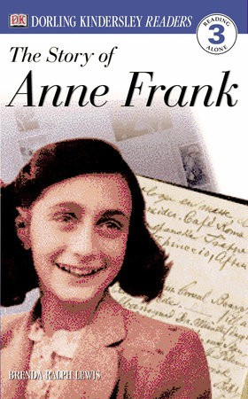 Story of Anne Frank Lev 3 Rdr