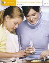 Lifepac Family & Consumer Science Set