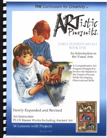 ARTistic Pursuits, Grades K-3 Book One