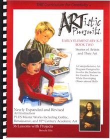 ARTistic Pursuits, Grade K-3 Book Two