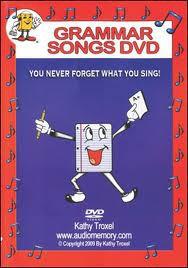Audio Memory Grammar Songs DVD