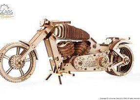 UGears Bike Engineering Kit