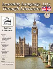 LLATL The Gold Book High School, British Literature, 3rd Edition