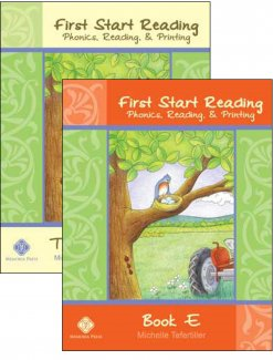 First Start Reading Book E