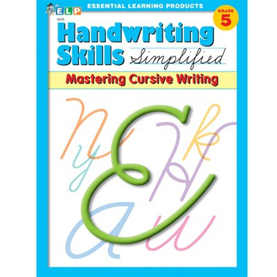 (Zaner-Bloser) Handwriting Skills Simplified - Mastering Cursive Writing Grade 5