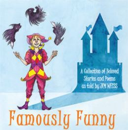 Famously Funny Audio CD