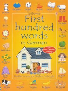 Usborne First 100 Words German