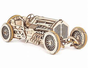 Grand Prix Car Engineering Kit - UGears