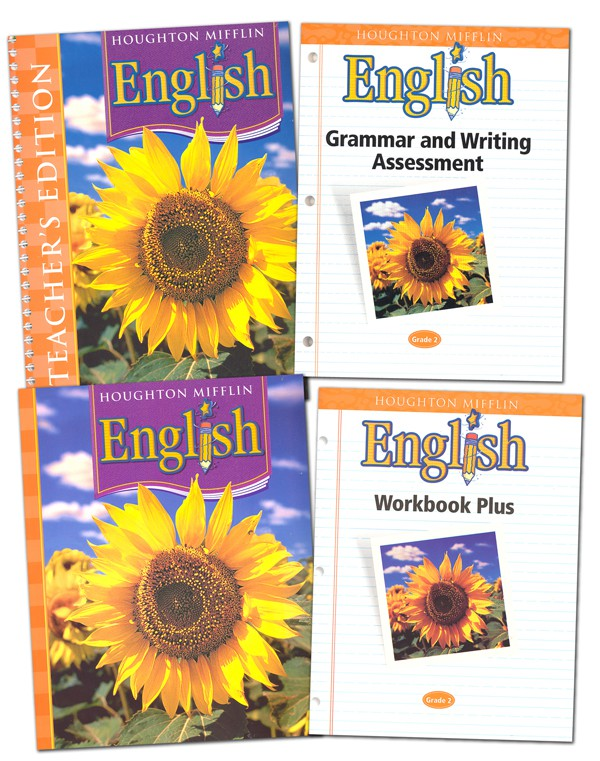 A Brighter Child Houghton Mifflin English Grade 2