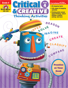 Critical & Creative Thinking Activities Grade 4