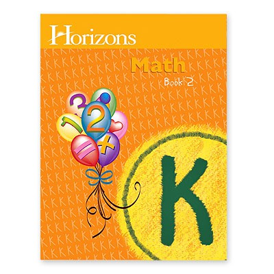 Horizons Math K Book 2