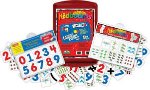 Learning Magnets Numbers Kit
