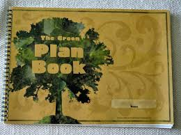 The Green Lesson Plan Book